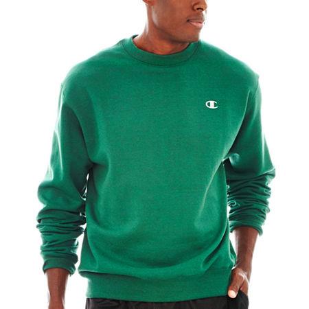 UPC 078715232931 - Champion Fleece Crewneck Sweatshirt | upcitemdb.com