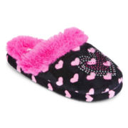 Laura Ashley Plush Slippers - Girls