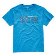 Vans® Short-Sleeve Graphic Knit Tee – Boys 8-20