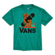Vans® Short-Sleeve Graphic Knit Tee – Boys 8-20