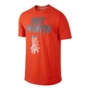 Nike® Net Worth Graphic Tee