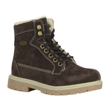 jcpenney.com | Lugz® Regiment Womens Fleece Angle Boots