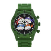 Nickelodeon™ Green Teenage Mutant Ninja Turtles Strap Watch