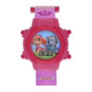 Nickelodeon™ Girls Pink Paw Patrol Watch