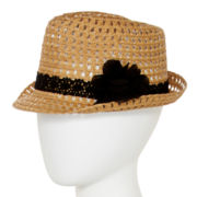 Mixit™ Lace Band Flower Fedora