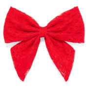 Carole Lace Bow Hair Accessory