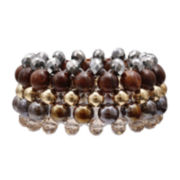 Mixit™ Multi-Bead Stretch Bracelet
