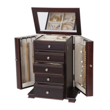 jcpenney.com | Mele & Co. Brooklyn Jewelry Box
