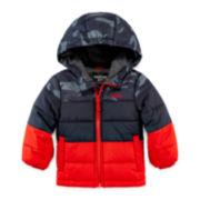 OshKosh B'gosh® Hooded Coat - Preschool Boys 4-7