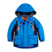 OshKosh B'gosh® Hooded Coat - Preschool Boys 4-7