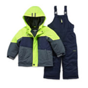 OshKosh B'gosh® 2-pc. Snow Suit - Preschool Boys 4-7