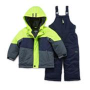 OshKosh B'gosh® 2-pc. Snow Suit - Preschool Boys 4-7