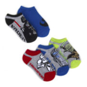 Star Wars® 5 Pk. No Show Socks - Boys