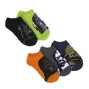 Star Wars® 5-Pk. No Show Socks - Boys