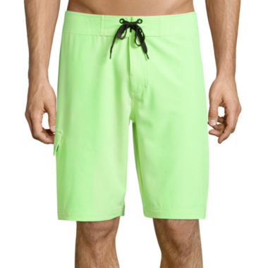 jcpenney.com | Xersion™ Solid Board Shorts