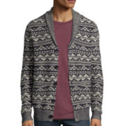 Arizona Long-Sleeve Aztec Cardigan Sweater