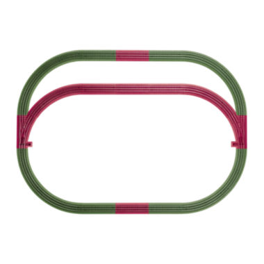 jcpenney.com | Lionel FasTrack Outer Passing Loop Expansion Pack