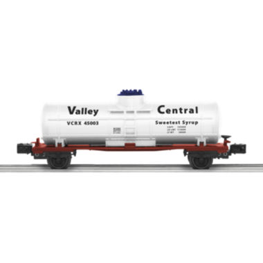 jcpenney.com | Lionel ValLionel Valley Central Single-Dome Tank Car Train
