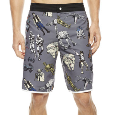 jcpenney.com | Bioworld® Star Wars™ Swim Trunks