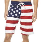 Bioworld® Americana Swim Trunks