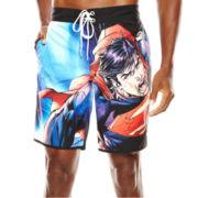 Bioworld® DC Comics® Superhero Swim Trunks