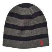 U.S. Polo Assn.® Reversible Striped Beanie