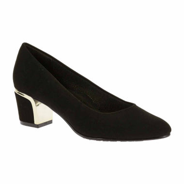 jcpenney.com | Soft Style® by Hush Puppies Deanna Leather Pumps