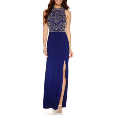 jcpenney.com | Jackie Jon Sleeveless Beaded Evening Gown