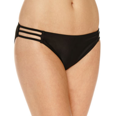 jcpenney.com | Ibiza Solid Hipster Swimsuit Bottom