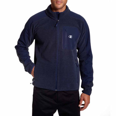 jcpenney.com | Champion® Mock Neck Textured Fleece