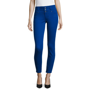 jcpenney.com | Blue Spice Skinny Fit Waist