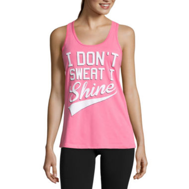 jcpenney.com | Chin-Up Tank Top- Juniors