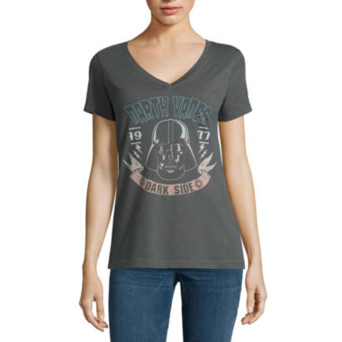jcpenney.com | Short Sleeve V Neck Star Wars Graphic T-Shirt