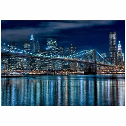 Educa® 1000-Pc. Manhattan at Night Puzzle