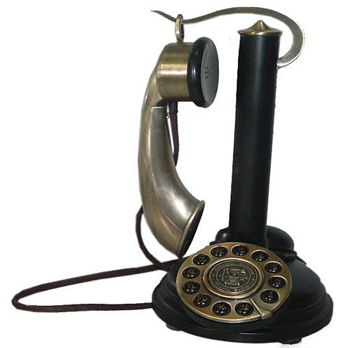 Paramount 1919F1 French Gallow Candlestick Phone