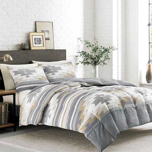 Eddie Bauer Reversible Fidalgo Comforter Set