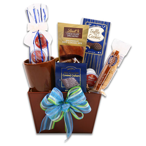 Kcup Coffee Gift Basket