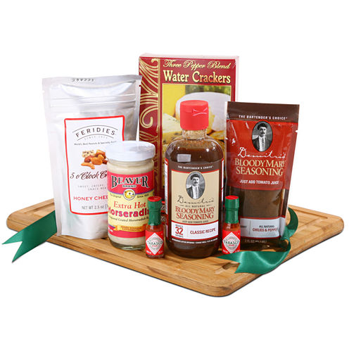 Demitris Bloody Mary Gift Set
