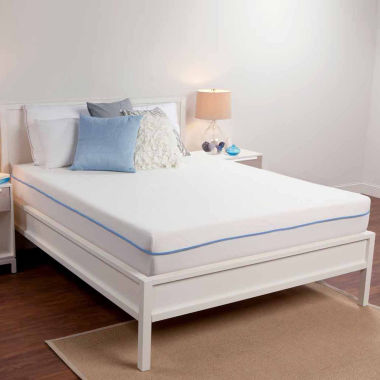 "jcpenney.com | Sealy® 8"" Memory Foam - Mattress Only"