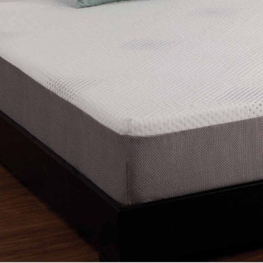 "jcpenney.com | Sealy® Posturepedic® 10"" Memory Foam – Mattress Only"