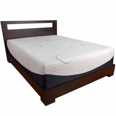 "jcpenney.com | Sealy® 14"" Hybrid Memory Foam – Mattress Only"