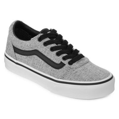Vans Ward Boys Skate Shoes - Big Kids-JCPenney