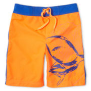 Arizona Shark Swim Trunks - Boys 6-18