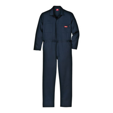 jcpenney.com | Dickies® Flame-Resistant Long-Sleeve Coveralls - Big & Tall