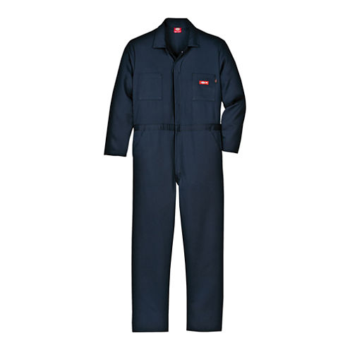 Dickies® Flame-Resistant Long-Sleeve Coveralls - Big & Tall