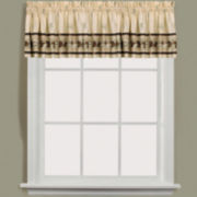 Pinehaven Rod-Pocket Tailored Valance