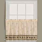 Pinehaven 2-Pack Rod-Pocket Window Tiers