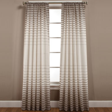 jcpenney.com | Side Step Rod-Pocket Curtain Panel