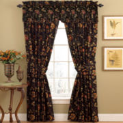 Waverly® Felicite Rod-Pocket Window Treatments