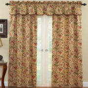 Waverly® Imperial Dress Rod-Pocket Window Treatments